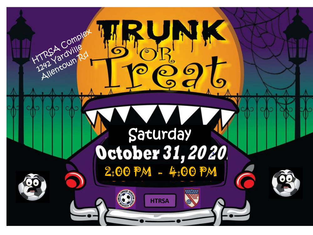 HTRSA TRUNK OR TREAT